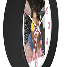Load image into Gallery viewer, Personalized Photo Wall clock