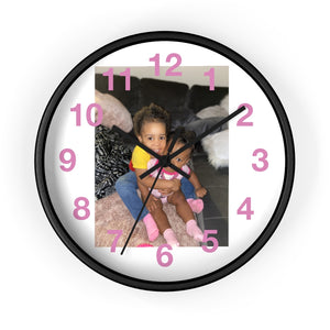 Copy of Personalized Photo Wall clock