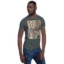 Load image into Gallery viewer, African Design Short-Sleeve Unisex T-Shirt