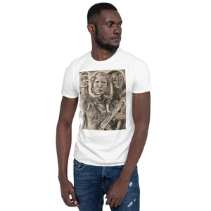 African Design Short-Sleeve Unisex T-Shirt