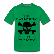 Load image into Gallery viewer, KESHAWNS SHIRT Kids' Premium T-Shirt - kelly green