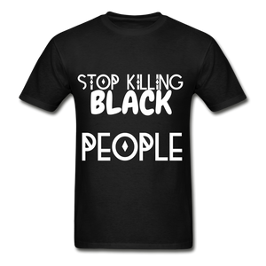 BLACK LIVES MATTER  T-Shirt - black