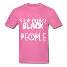 Load image into Gallery viewer, BLACK LIVES MATTER  T-Shirt - hot pink