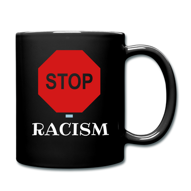 BLACK LIVES MATTER COLLECTION Full Color Mug - black