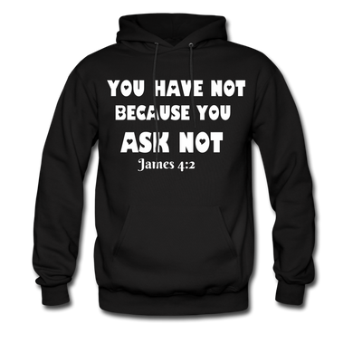 FAITH COLLECTION Women/Men's Hoodie - black