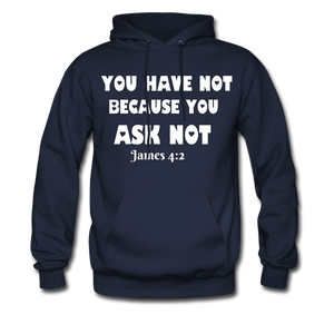 FAITH COLLECTION Women/Men's Hoodie - navy