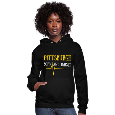 PITTSBURGH COLLECTION Women's Hoodie - black