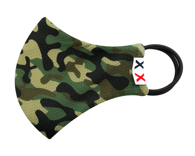 Masque de Protection Antivirus 400X Camouflage