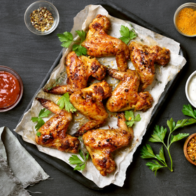 Fresh Cage Free Chicken [Wing, 2 pkt]