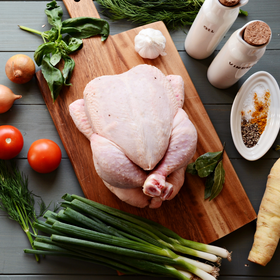 Fresh Cage Free Chicken [Whole]