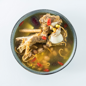 Herbal Chicken Soup