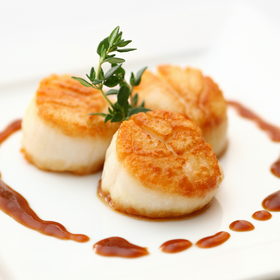 Scallop Meat USA [Frozen]