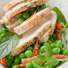 Fresh Cage Free Chicken [Breast, Skinless, 2pkt]