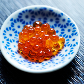 Salmon Ikura Roe with Shoyu [500g]