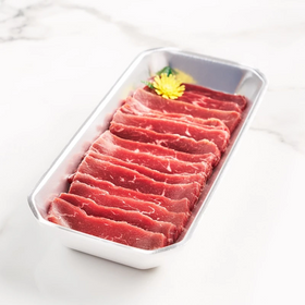 Barley Fed Bavette Yakiniku 7mm [2 trays]