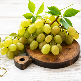Crisp Green Grapes Seedless [1KG]