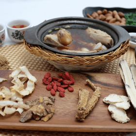 Nanyang Bak Kut Teh (Herbal Spare Ribs Soup)