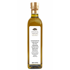 Extra Virgin Olive Oil with White Truffle (250ml)