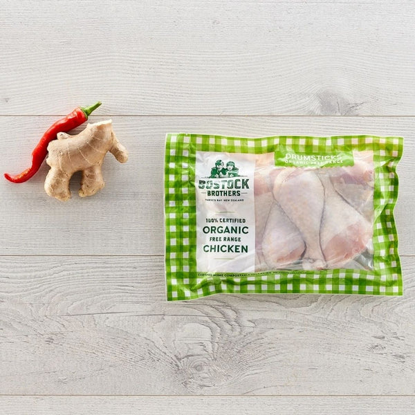 Best Organic Pastured Chicken Drumsticks - SuperFresh Grocer Singapore
