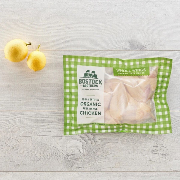 Best Organic Pastured Chicken Whole Wing - SuperFresh Grocer Singapore