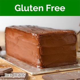 Organic Gluten Free Chocolate Fudge Cake