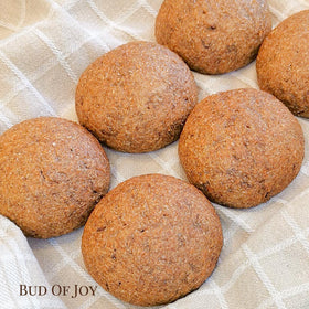 Purely Rye Sourdough Pebble Buns (15 pcs)