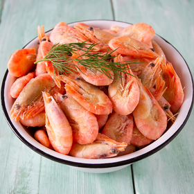 Norway Coldwater Shrimps [Frozen Cooked]