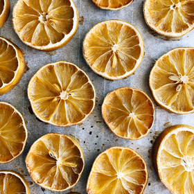 Dried Lemon Slices [100g]