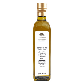 Extra Virgin Olive Oil & Black Truffle (250ml)