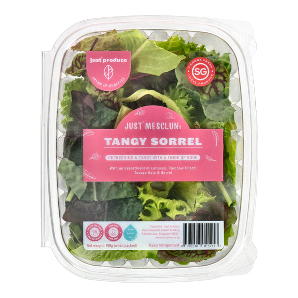 Best Tangy Sorrel Salad [100g] #SupportLocal - SuperFresh Grocer Singapore