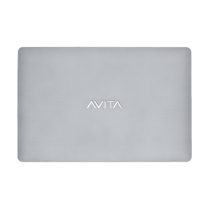 "AVITA PURA 14"" with 3-in-1 Grey Sleeve"