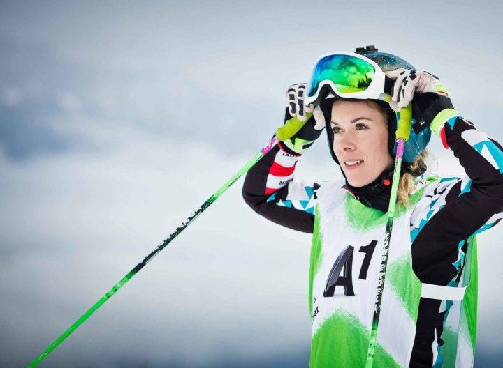 Brand Ambassador: Ski Cross World Champion Andrea Limbacher