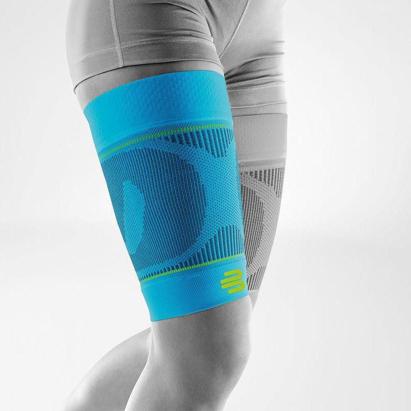 Sports Compression Thigh Sleeves - 20-30 mmHg (Pair)