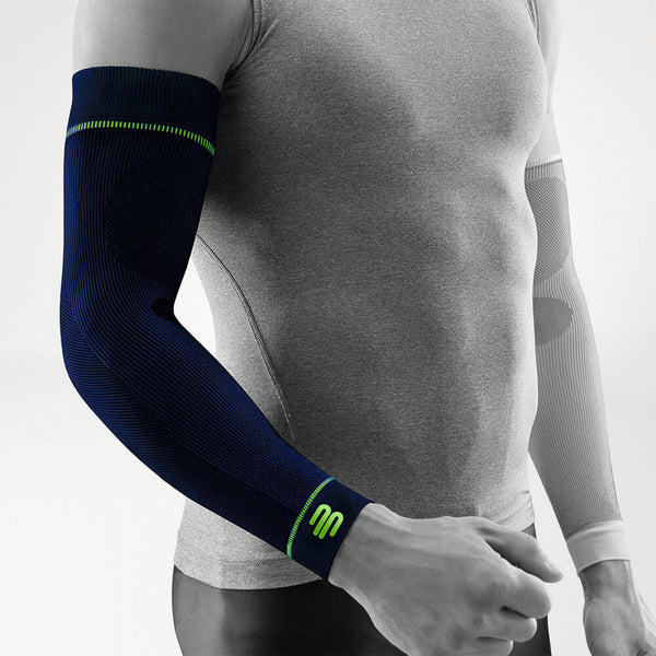 Sports Compression Arm Sleeves - 20-30 mmHg (Pair)