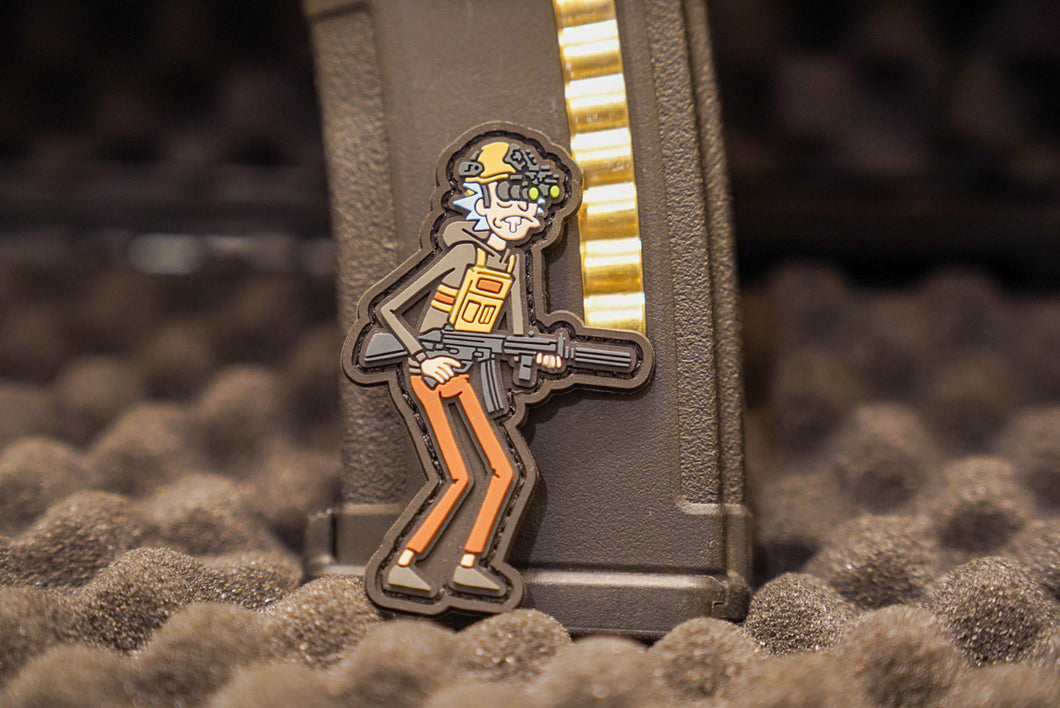 Tactical Rick Patch