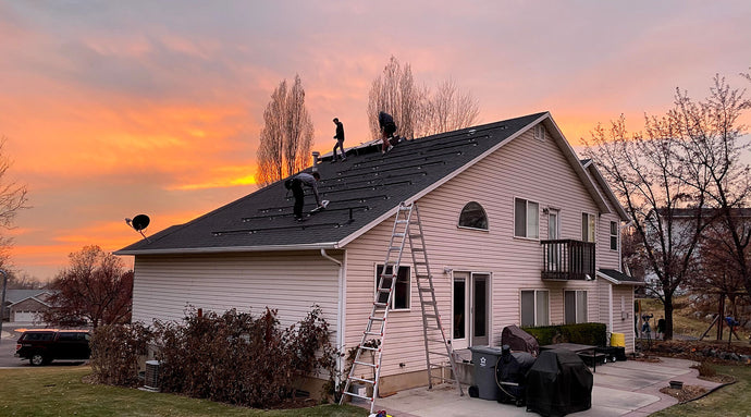 Installing Solar in 4 basic steps