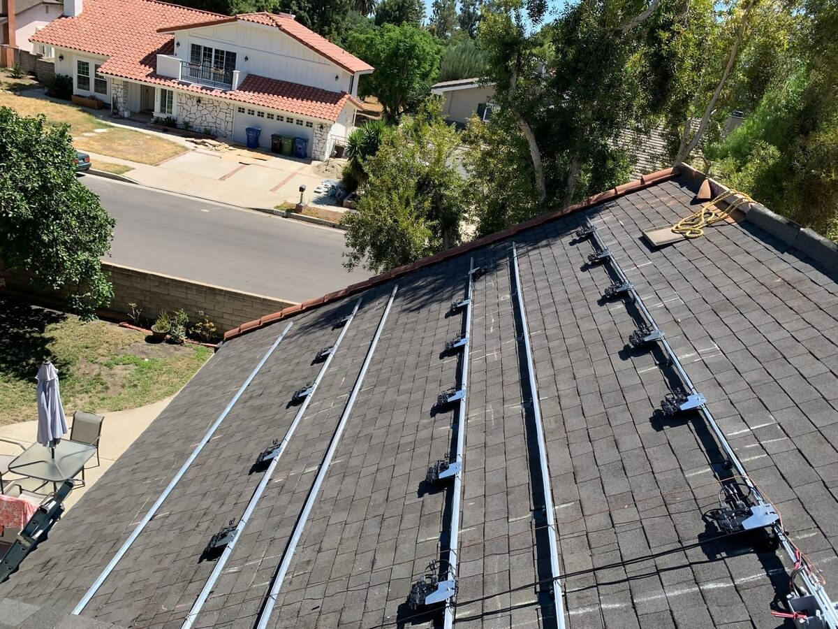 Installing Enphase Microinverters