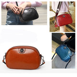2020 New Small Women's Bag Fashion Shoulder Messenger Bag Leather Bag Ladies Crossbody Bag