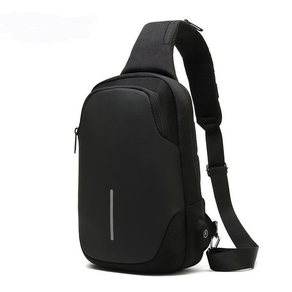 Sling Bag Chest Pack Crossbody Backpack For Men Hiking Travel Casual Daypack