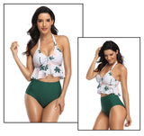 Swimsuit for Women Two Piece Bathing Suit High Waisted Bikini