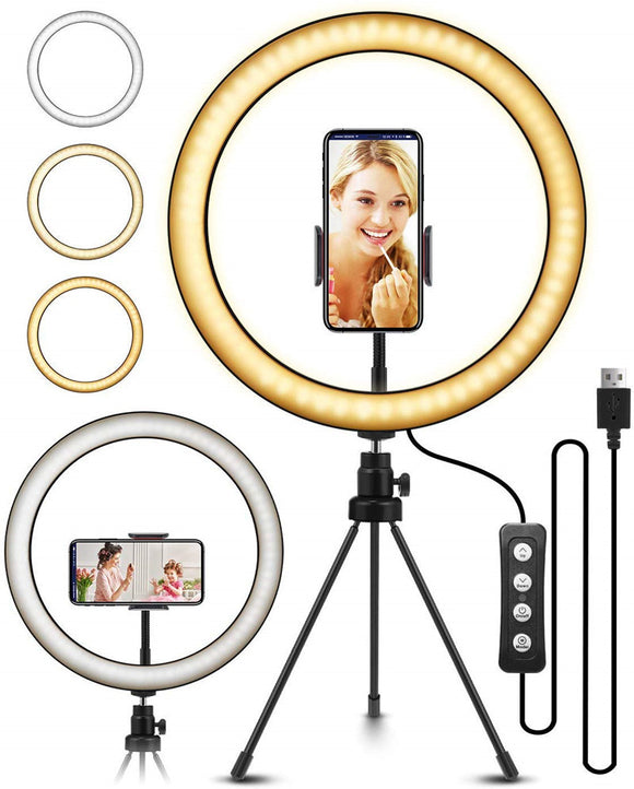 Ring Light with Tripod Stand,10