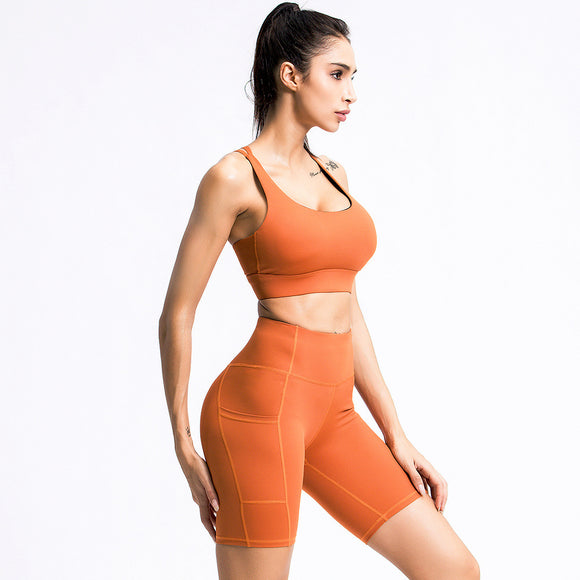 Yoga Suit for Women Running And Workout Clothes Sportswear