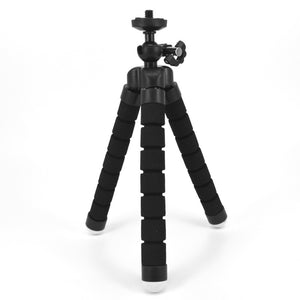 Flexible Mini Tripod Stand Holder with Wireless Remote Shutter For Camera GoPro/Mobile Cell Phone