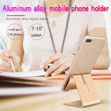 Cell Phone Desk Stand Holder for All Mobile Smart Phone Tablet Display