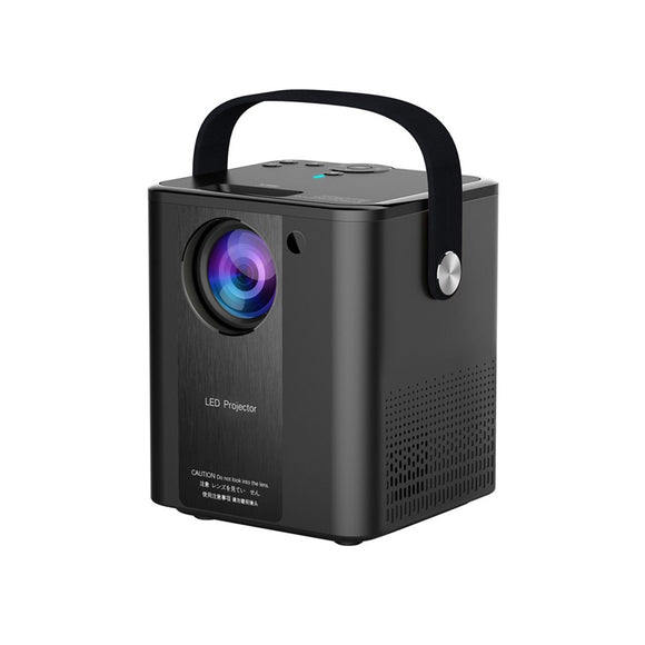 Mini Projector, Portable LED LCD Video Projector, Support 1080P Full HD Movie,  30000Hrs