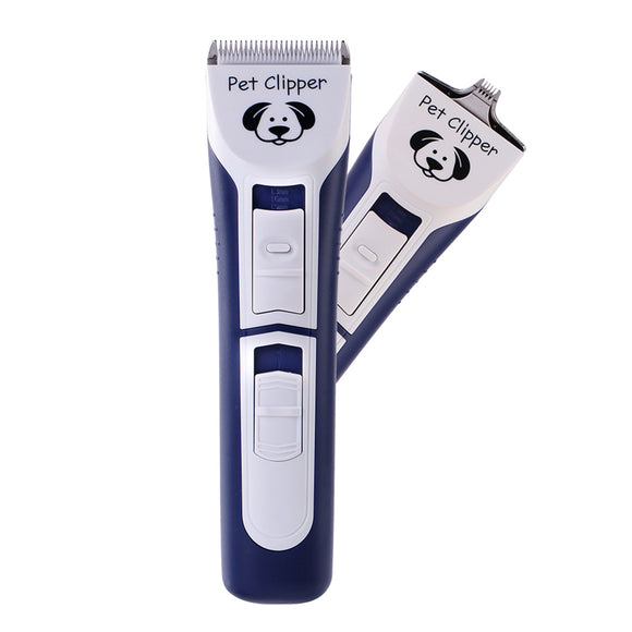 Dog Shaver Clippers Low noise Rechargeable Cordless Electric Quiet Hair Clipperst for Dog Cat