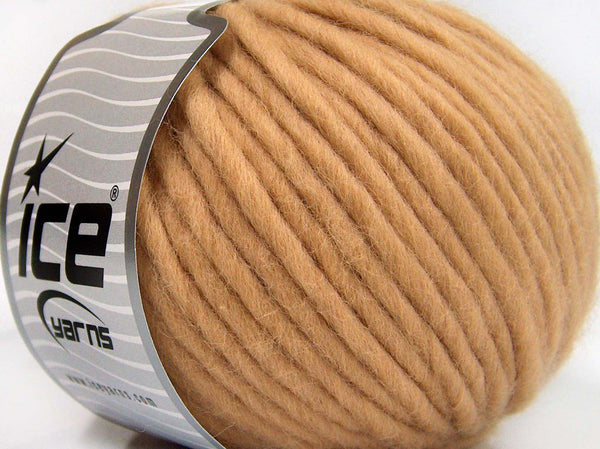 Pure Wool Superbulky Yarn - Ice Yarns