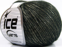Load image into Gallery viewer, Rockabilly Ice Yarns Black