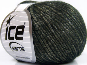 Rockabilly Ice Yarns Black