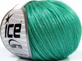 Rockabilly Ice Yarns Green